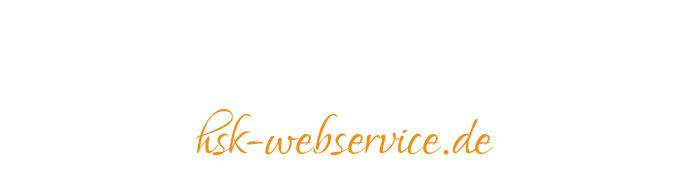 Logo hsk-webservice